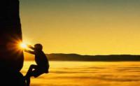 日落时分的部落-海子的诗