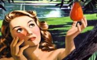 楚乡诗韵描写夏娃亚当偷吃了禁果的诗歌-美丽的传说
