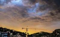 [陈健胜] 描写雨云的现代诗歌-雨云