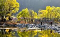 [郭平德] 诗歌四首-永定河感赋、渔民新村、农家夜校、物是人非