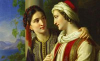 描写罗密欧与朱丽叶的诗歌-罗密欧与朱丽叶