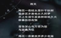 尚仁诗歌-雨天(视频版)