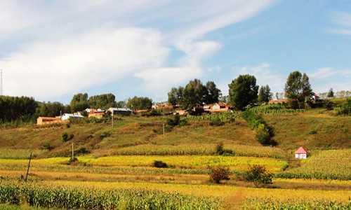 海子精选诗歌-两座村庄