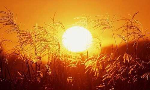 【当北极遇上南极】原创诗歌投稿作品-黄昏,牵挂