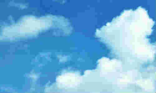 原创诗词-我的天空