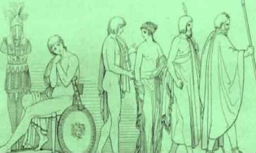 荷马史诗-伊利亚特(第五卷2)