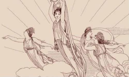 荷马史诗-伊利亚特(第六卷1)