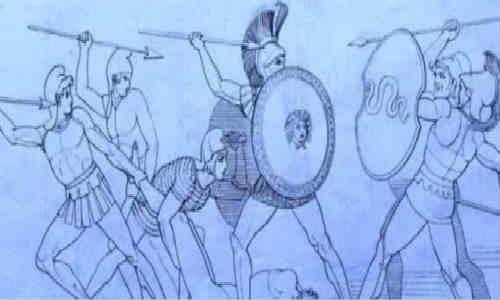 荷马史诗-伊利亚特(第十卷1)