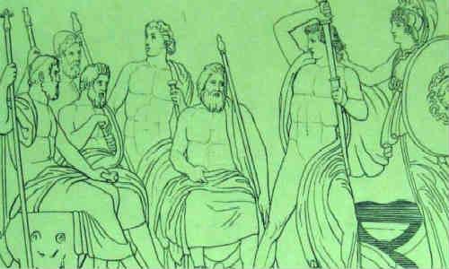 荷马史诗-伊利亚特(第十一卷1)