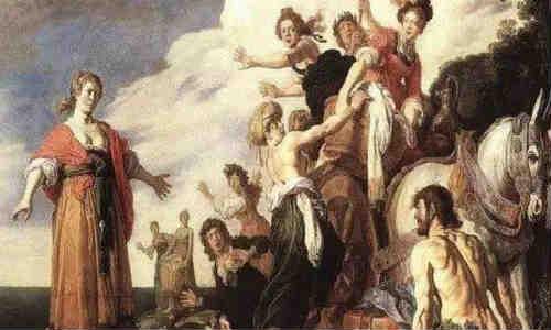 荷马史诗-伊利亚特(第十二卷1)
