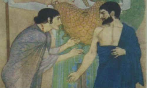 荷马史诗-伊利亚特(第十二卷2)