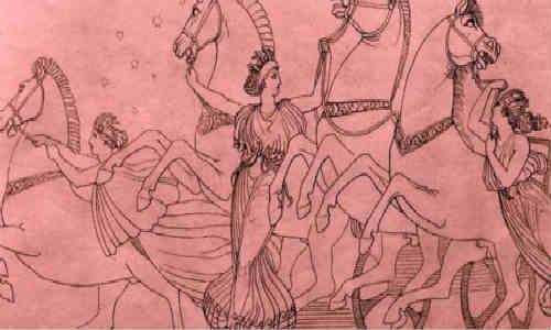 荷马史诗-伊利亚特(第十四卷1)