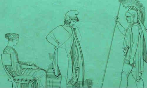 荷马史诗-伊利亚特(第十四卷2)