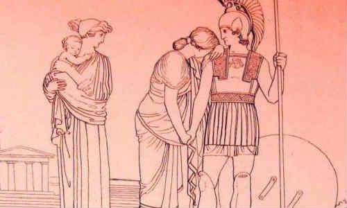 荷马史诗-伊利亚特(第十六卷1)