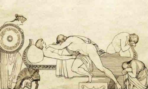 荷马史诗-伊利亚特(第十七卷2)