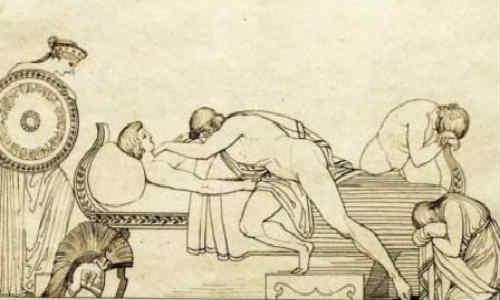 荷马史诗-伊利亚特(第二十卷2)