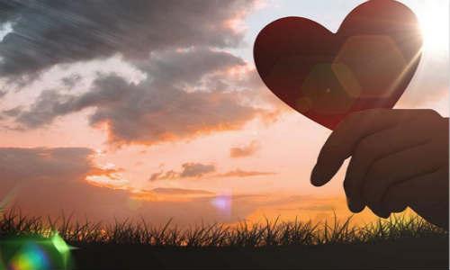 关于爱情颂扬爱情的现代诗歌