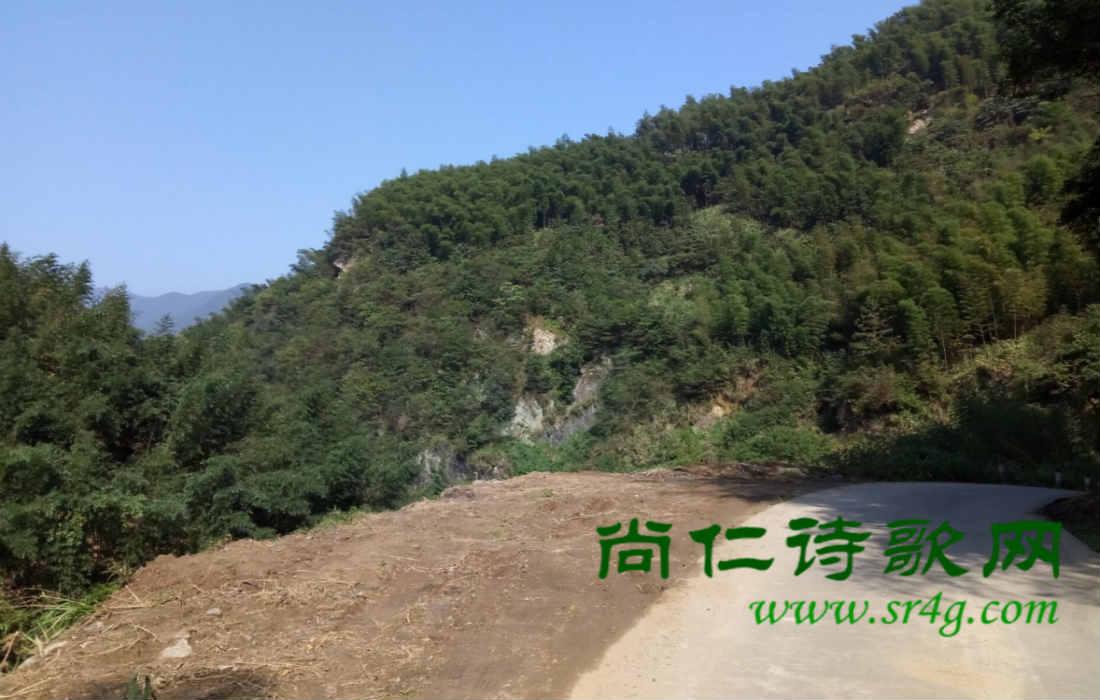 尚仁:家乡山河,风和日丽