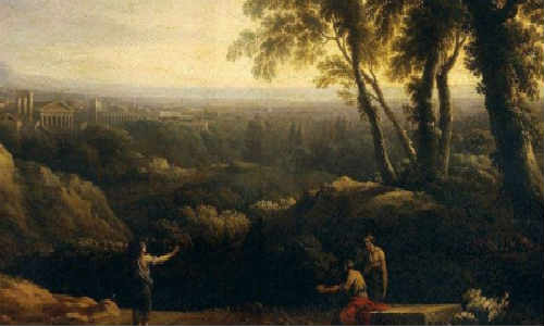 俄狄浦斯杀父娶母的故事