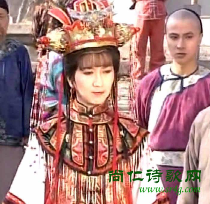 尚仁:那些年代的男神女神,经典永恒戏说乾隆