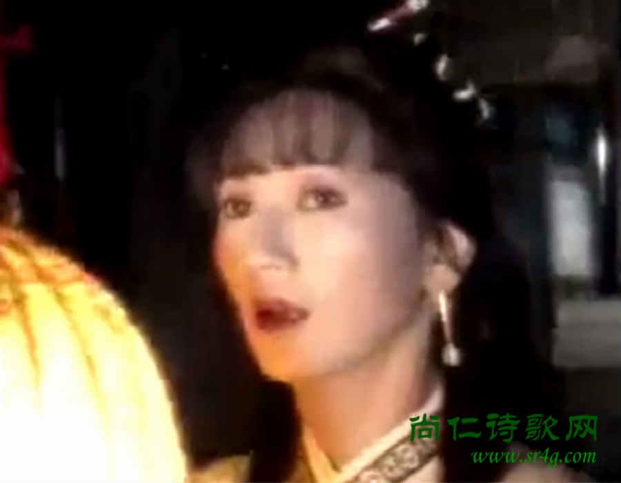 尚仁:那些年代的男神女神,经典永恒秦始皇与阿房女