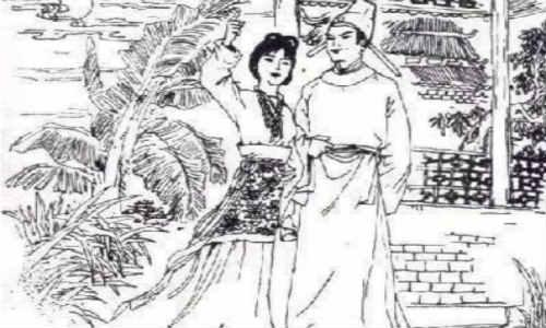 苏东坡与苏小妹故事