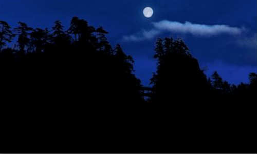夜月-海子诗歌精选