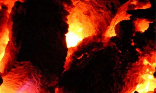煤堆-海子的诗