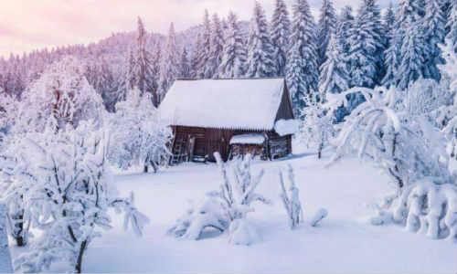 思念怀念外婆的诗歌-您那里下雪了吗