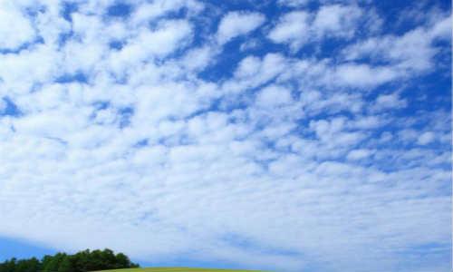 亚君现代诗歌原创投稿作-天空