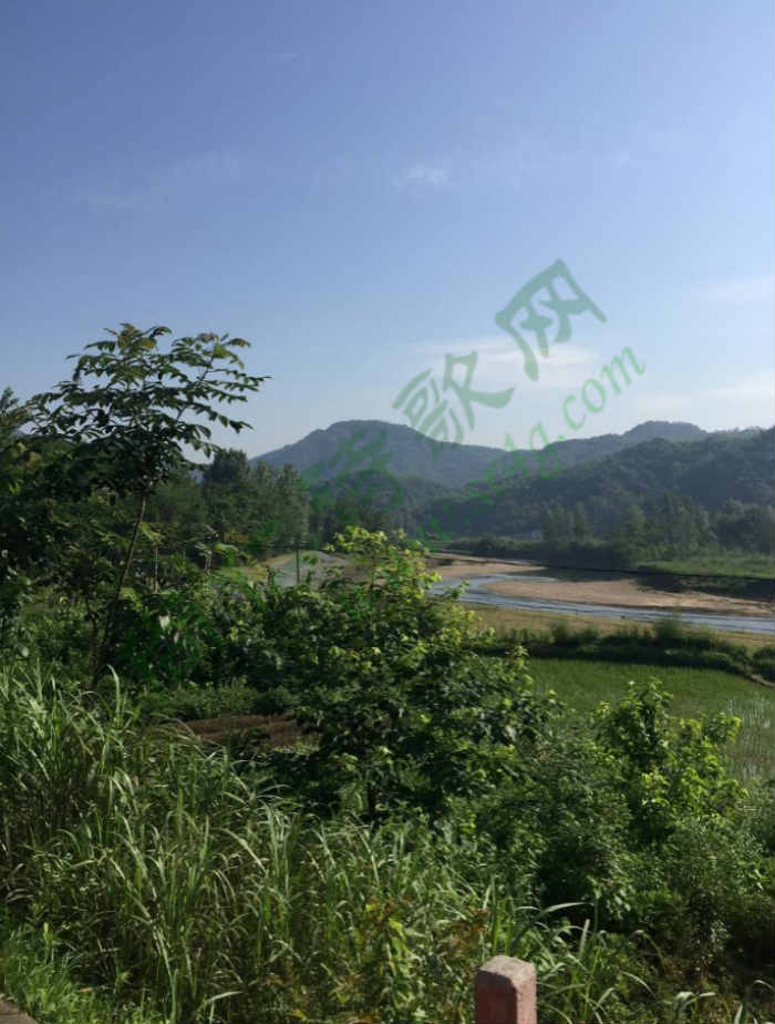 尚仁生活随拍:霍山风景图