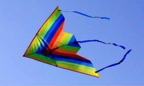 山魅现代诗歌投稿作品-断了线的风筝