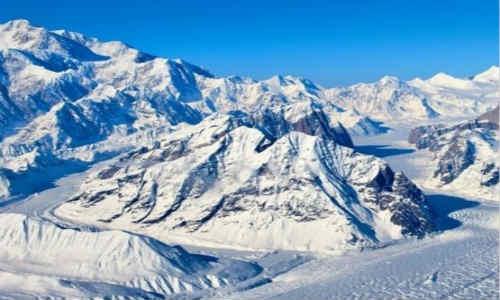 [大漠]现代诗歌投稿作品两首-心中的玉龙雪山、南春北雪