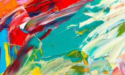 现代诗歌投稿作品-彩色的梦