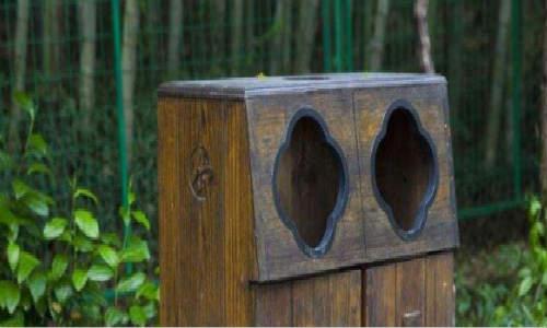 [郑宇翔] 描写垃圾桶的现代诗歌-垃圾桶