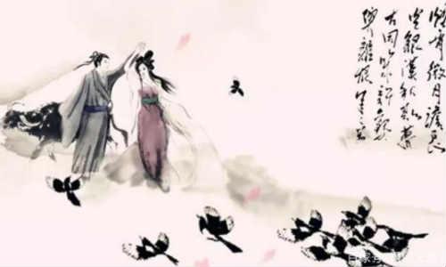 梁鸿和孟光的故事