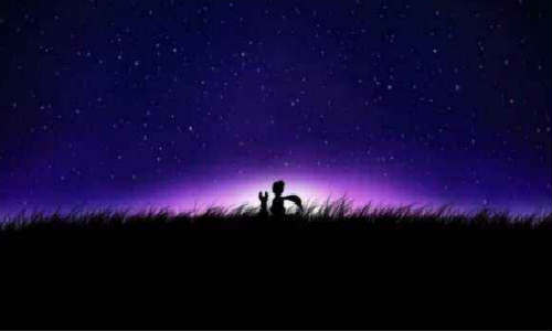 [冯祖稳] 诗歌投稿作品三首-仰望星空、走亲不访友、忆母亲